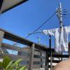 【自宅のデッキは空想エリア】ここにいるとアイデアが浮かび、気力旺盛に。