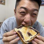 【あん食、アゲイン‼️また買いに走ったよ】トミーズの食パンにゾッコンなのだ。