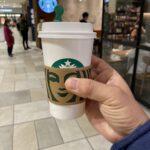 【Starbucksモバイルオーダー】こんなにスムーズ、この時期だから優。