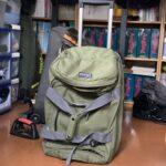 【パタゴニア・フリーウィーラーでTrip】クラシック遠征バッグで再び。