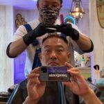 【keeepa藤本、遂に動く⁉️】平松慶のヘアースタイリストさん。