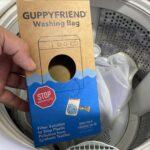 【STOP MICRO WASTE】ネットに入れフリース洗濯を実際にやってみた。