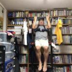 【毎日のトレーニング楽しくなってきた‼️】特に懸垂は継続だねっ。